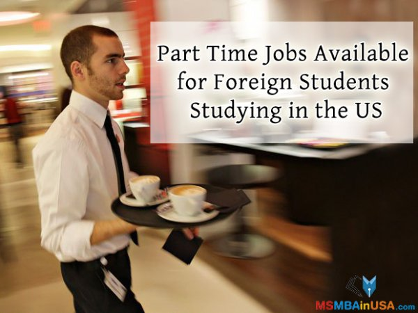 part time while studying A list of 37 part-time jobs that are great for busy college students earning cash while in school can be easier than you think with the right job for you.